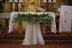 dekoracja kościoła,Boże Narodzenie