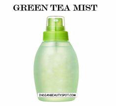 5 Amazing Beauty DIYs using Green Tea : ♥ IndianBeautySpot.Com ♥