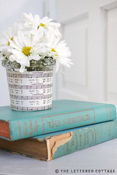 Google Image Result for http://theletteredcottage.net/wp-content/uploads/2010/10/Shabby-Chic-Pictures-Books.jpg