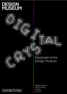 #DigitalCrystal graphics created by Multi Storey