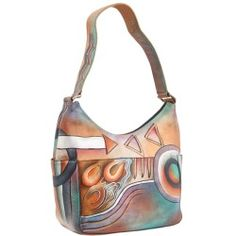 Cheap Anuschka Handbags - 382 - AC (Abstract Classic) - Bags and Luggage new - Zappos is proud to offer the Anuschka Handbags - 382 - AC (Abstract Classic) - Bags and Luggage: Hand painted leather.