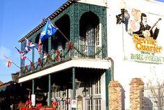 seville quarter, home of rosie o'grady's, pensacola, FL