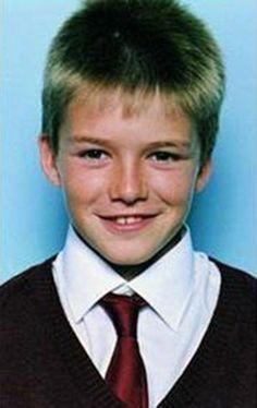 David Beckham  HE's always HOT!!!
