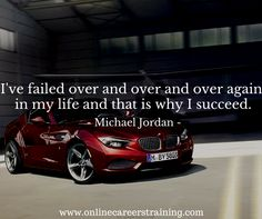 I've failed over and over again in my life that is why I succeed. Michael Jordan, Qoutes, Entrepreneur, My Life, Inspirational Quotes, Internet, Lifestyle, Create, Blog