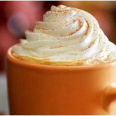 Starbucks Pumpkin Spice Latte (Copycat)  -  RECIPE 1, INGREDIENTS(7):  pumpkin, sweeten condensed milk, vanilla-flavored syrup, pumpkin pie spice, milk, espresso  RECIPE 2, INGREDIENTS(6):  milk, pumpkin, sugar, vanilla extract, pumpkin pie spice, espresso