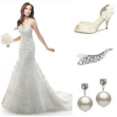 Phoenix Maggie Sottero www.honeymoonshop.nl