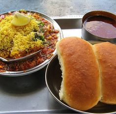 Puneri Misal Pav By Sunila Snacks Maharashtrain Veg March 13, 2015 0.0 cook this delicious recipe of Puneri misal which is topped with farsan, chopped onions, tomatoes and lemon, it is best served with pav. Prep: 50 min Cook: 45 min 50 min 45 min 1 hr 35 min Yields: 4 Servings Share 2 Full-screen Ingredients Basic 2 …