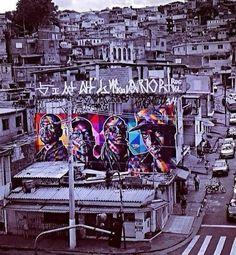 by Eduardo Kobra, Brazil (LP)