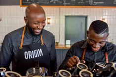 Coffee beans being roasted with love at Origin coffee shop in Maboneng Coffee Beans, Coffee Shop, The Originals, Shopping, Coffee Shops, Loft Cafe, Coffeehouse