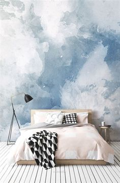 8 Dynamic Tips AND Tricks: Natural Home Decor Ideas Apartment Therapy natural home decor bedroom headboards.Natural Home Decor Bedroom Plants all natural home decor living rooms.Natural Home Decor Modern Rugs. Watercolor Wallpaper, Home Wallpaper, Blue Wallpaper Bedroom, Wallpaper Murals, Nature Wallpaper, Watercolor Walls, Wallpaper Designs For Walls, Kitchen Wallpaper, Fall Wallpaper