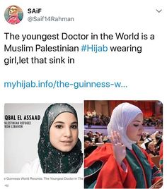 Arab from Lebanon youngest Doctor because of the money they get from their oil wealthy government<<< which made her smart enough to be a doctor? Lgbt Rights, Equal Rights, Human Rights, Sight Words, Anchor Charts, Funny Videos, Let That Sink In, Faith In Humanity Restored, Intersectional Feminism