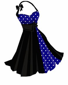BlueBerryHillFashions: Rockabilly Retro Dress Fashions for the Curvalicious Lady!