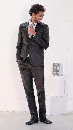 Nice tuxedo ;)