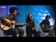 Natalie Merchant - 2010 live on BBC Radio (part 1)