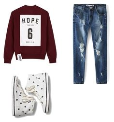 """""""Untitled #187"""" by stefaniacristiana on Polyvore featuring Studio Concrete and Keds"""