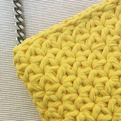 Stellina#springsummer2017#fashion #madeinitaly #handmadewithlove #crocheting#fettuccia#uncinettolove