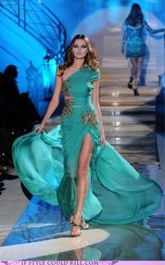 Designed by Zuhair Murad