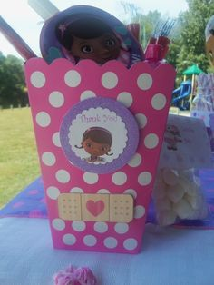 Doc McStuffins Birthday Party Ideas | Photo 1 of 49 | Catch My Party