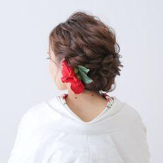 和装ヘア   ヘアカタログ 2018 最新版 東京の結婚写真・フォトウエディング専門スタジオアクア Aqua, Hair Styles, Fashion, World, Hair Plait Styles, Moda, Water, Fashion Styles, Hair Makeup