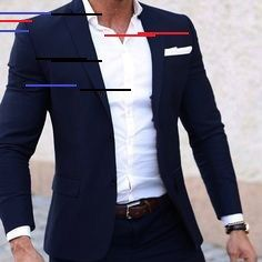 8 Ideas How to Combine Suits To Look Sharp and Chic Anytime - Femalinea Best Blue Suits, Blue Suit Men, Man Suit, Men Summer, Summer Suits, Summer Wedding Attire, Tuxedo For Men, How To Make Light, Custom Made