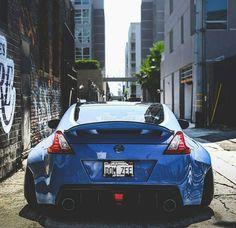 """2,540 Likes, 9 Comments - Nissan 370z (@370z_life) on Instagram: """"That booty  Z Owner: @dom_zee  Photo: @  #370z #350z #nissan #nissan370z #370znissan #gtr #nismo…"""""""