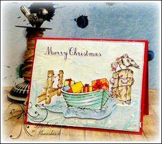 Lovely Linda's Craft Central!! @flourishesllc  #flourisheslc @imaginecrafts  @SBAdhesivesby3L  #paperart #diy #handmade #paperart #card #craft #embossing #coastalchristmas #embossing #sponging #diecutting #septembernewrelease #newrelease #lovelylinda @lovlinda #lindalucas #linda