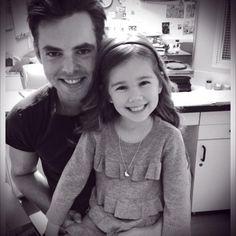 the cutest little tv daughter Patrick & Emma!-