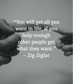 Zig Ziglar. What he said. #NewRules