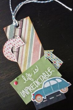 Gears Scrap & PARTY KIT: Sfida ASI marzo: Thelma&Louise