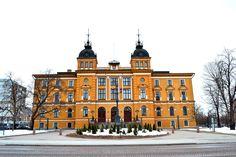 City Hall, Oulu, Finland Town Hall, Study Abroad, Helsinki, Christmas Stuff, Iceland, Denmark, Castles, Norway, Sweden