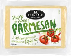 Ferndale Cheese Packaging