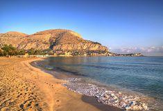 Mondello beach - Photo by Mario Messina