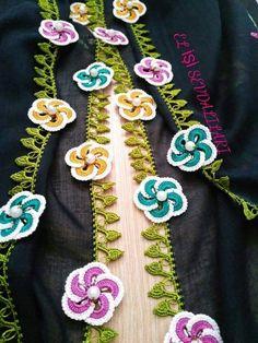 Viking Tattoo Design, Viking Tattoos, Crochet Borders, Crochet Patterns, Cotton Crochet, Knit Crochet, Saree Tassels, Ethnic Design, Sunflower Tattoo Design