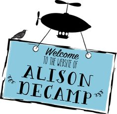 Alison DeCamp   Author - Writer