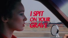 I Spit on Your Grave Blu-ray - Camille Keaton