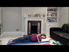 Pregnancy pilates 20mins routine to help keep you fit and mobile throughout your pregnancy