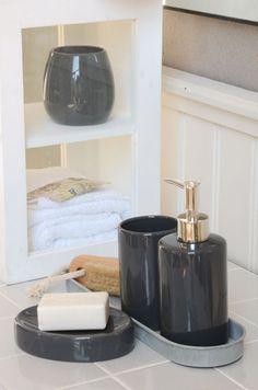 IB LAURSEN / Dávkovač na mýdlo Grey Caroline