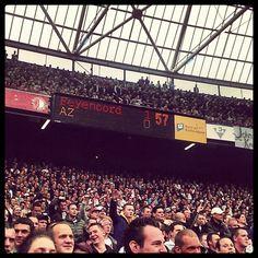 Feyenoord 1 - 0 AZ!