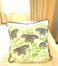Hey, here's an awesome Etsy listing at https://www.etsy.com/listing/214981172/luxury-duck-feathered-cushion-with-a #butterfly #cushion #luxury #gifts