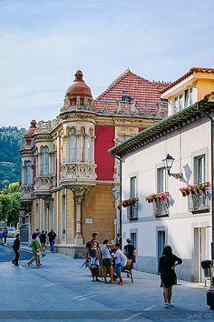 Asturias (Principiado de Asturias) - Casa Mori, Luanco