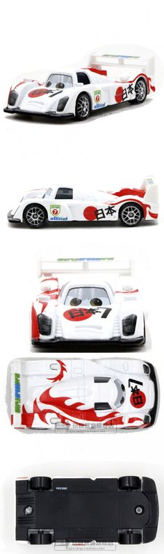 The Pixar Cars Japan Momotaro Metal Alloy/Plastic Diecast Toy Car 1:55 Quality goods brand kids toys(wanju026)