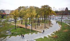 Moscow's Zaryadye Park Sees More Than One Million Visitors in Less Than A Month,© María González