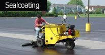 http://pavingandsealcoating.com   ABC Paving and Sealcoating provides commercial organizations with the highest level of customer service, professional workmanship and services including:  asphalt paving, asphalt repairs and prevention, pothole repairs, sealcoating, line striping and marking, thermoplastic, crack filing, signs and safety devices, concrete sidewalks, concrete curbs and site preparation.