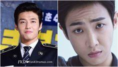 Lee Joon y Kang Ha Neul al Servicio Militar uno en Septiembre y el otro en Octubre. Año 2017