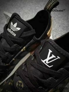 d807f33b3496 Supreme X Lv Adidas Nmds Monogram Brown Adidas Nmds