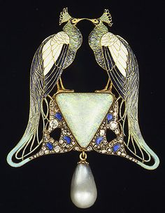 René-Jules Lalique: Pendant (1991.164) | Heilbrunn Timeline of Art History | The Metropolitan Museum of Art