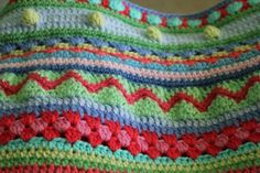 little woollie: Crochet Along Update #2.....