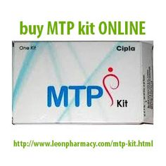 MTP Kit is the best birth-control pill available in market which is 100% safe and secure way to terminate pregnancy up to 9 weeks. This kit contains the combination of 1 tablet of Mifepristone and 4 tablets of Misoprostol tablets. You can buy this MTP Kit at economical rates @ leonpharmacy MTP Kit Price per kit: 199.00$: For more: http://www.leonpharmacy.com/mtp-kit.html
