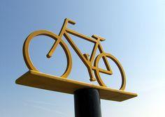 bike sign by seth_holladay, via Flickr