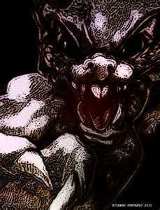 Roux ga roux Legendary Creature, Urban Legends, Skull, Creatures, Big, Places, Skulls, Sugar Skull, Lugares